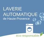 Logo laverie Manosque